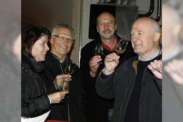 Bezirkskellerei lädt zur Jungweinprobe