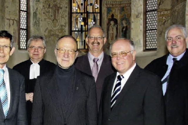 25 Jahre in Bischoffingen zu Hause
