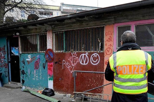 Gartenstraße: Hintergründe für Razzia hellen sich auf