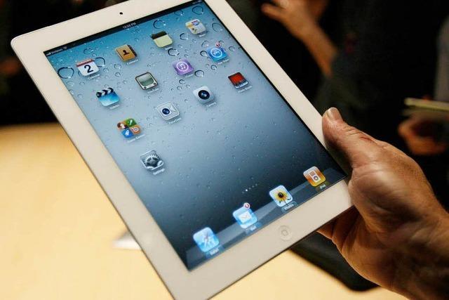 Apple: Steve Jobs stellt das iPad 2 selbst vor
