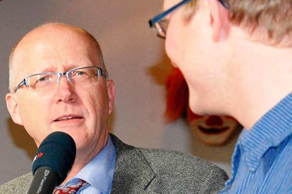 Verleihung des Frühstücks-F(P)ressepreises (Foto: Ralf Staub)