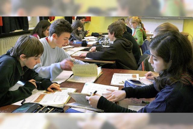 Kompass für die Elztäler Schulen