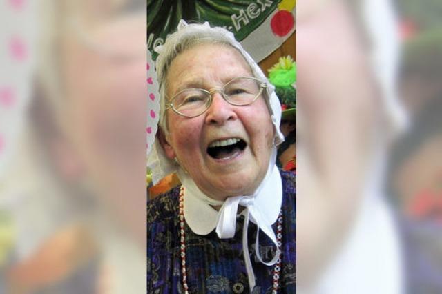 Fasnachtsfreude bei den Senioren