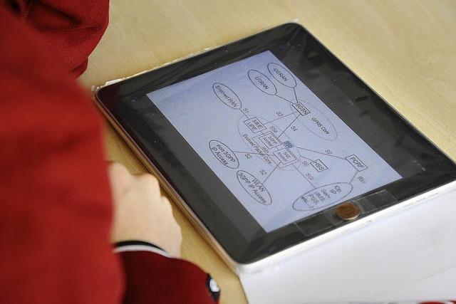 iPad an der Uni: Klausuren per Fingertipp bestehen