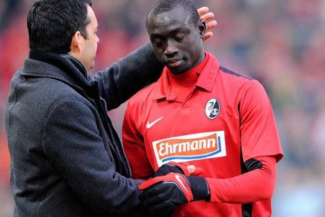 Cissé ist der effizienteste Bundesligaspieler