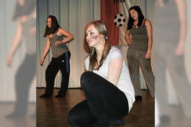 Tänze und schräge Klänge