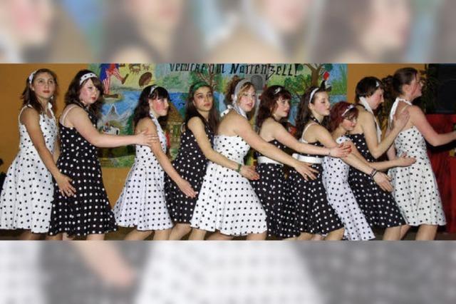 Tanz und Showprogramm