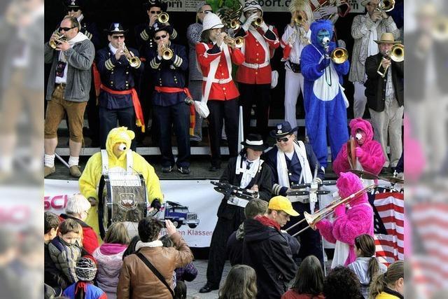 Guggefestival lockt Massen