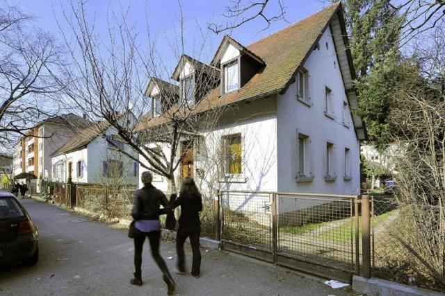 Kleine Häuschen müssen Großprojekt weichen