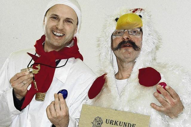 Von Hühnern und Heringen