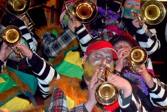 Fotos: 7000 bei Laufenburger Gugge-Festival