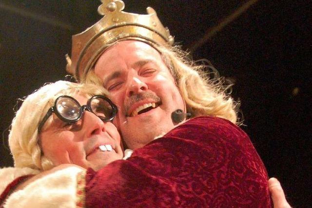 Fotos: Ratunsel und König Kalle