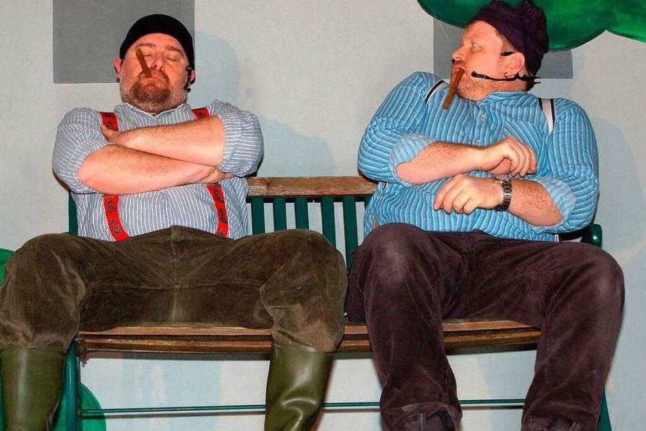 Starke Auftritte: Brauchtumsabend in Herten (Foto: Vollmar)