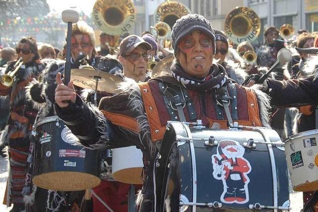 Fotos: Narrenparade wie im Bilderbuch