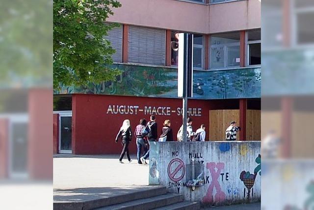 Was die August-Macke-Schule alles zu bieten hat