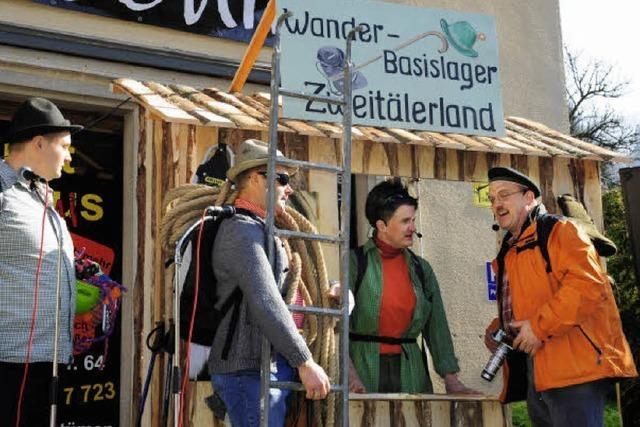 Vorbereitet auf den Ansturm der Flachlandtiroler