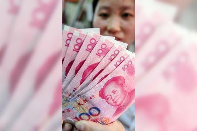 Ärmere Chinesen sollen vom Wachstum profitieren