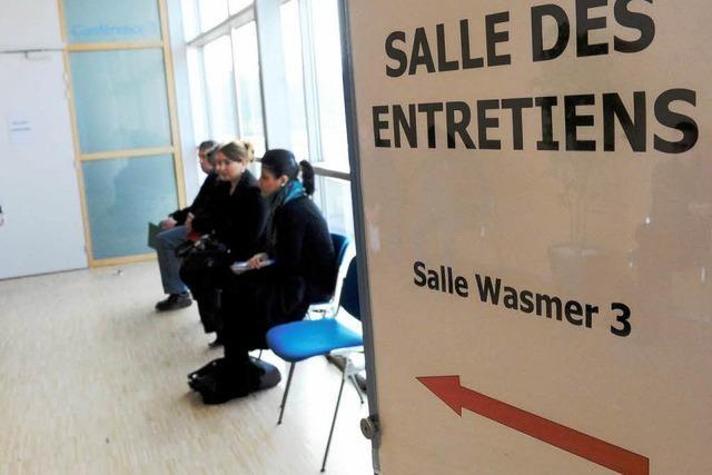 Job-Dating: Südbadische Unternehmen suchen im Elsass Personal