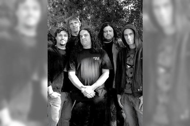 SAMSTAG: METAL: Seit 22 Jahren