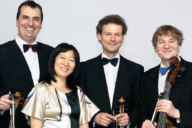 SONNTAG: KLASSIK: Musik für Klavierquartett