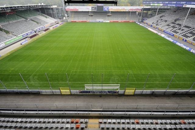Stadt und SC suchen gemeinsam das Stadion der Zukunft