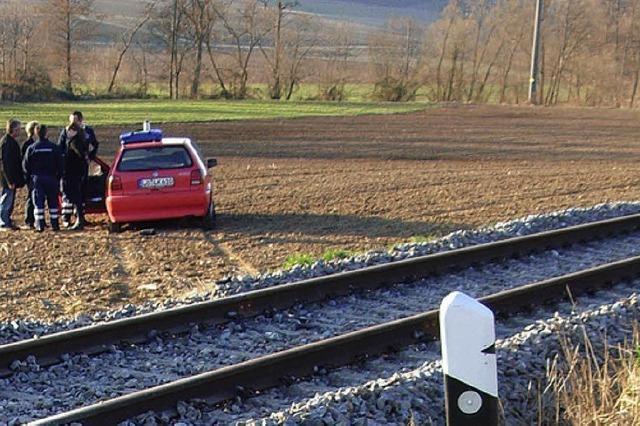 Vorfahrtsverletzung bringt Fahrer Anzeige