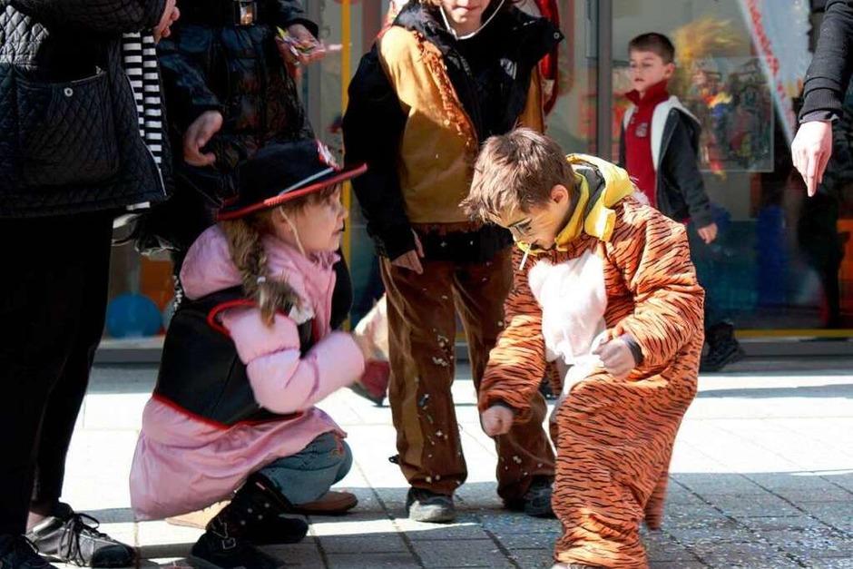 Impressionen vom Kinderumzug (Foto: Hannah Klusmann)