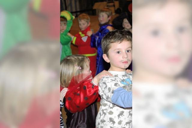 Kinderparade vom Rathaus bis zu Halle