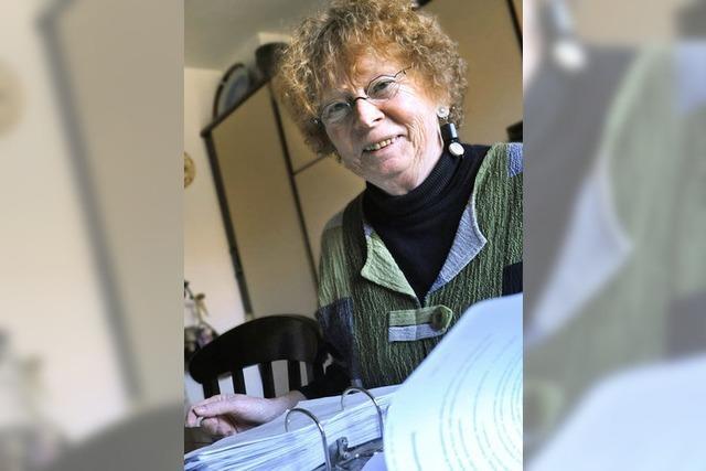 Abschied vom Landtag: Margot Queitsch