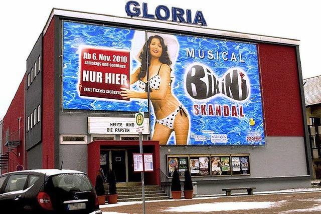 Die Förderfreunde fürchten um das Gloria-Theater