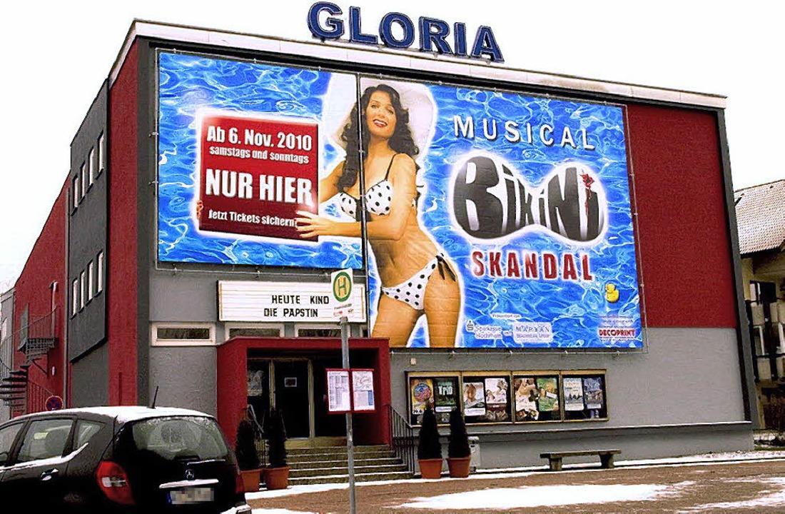 Die Förderfreunde sorgen sich  um die Zukunft des Gloria-Theaters.   | Foto: BZ