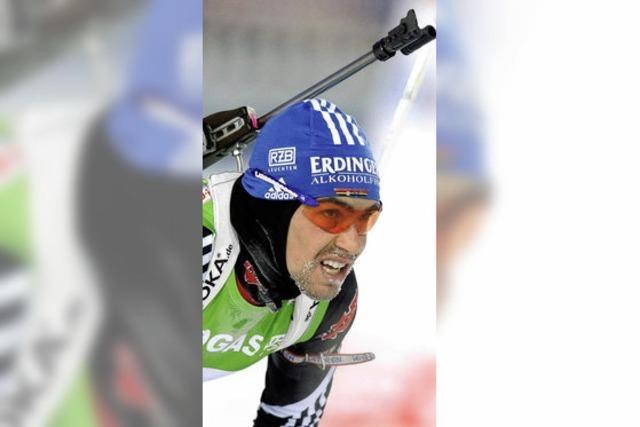 Biathlon-WM: Vergebliche Mühe
