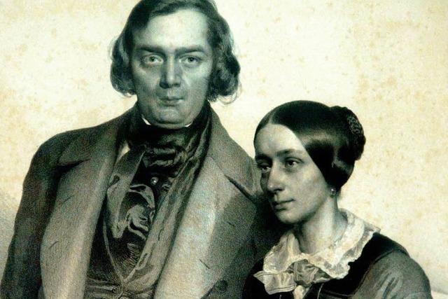 Robert Schumann – der imaginäre Geisteskranke