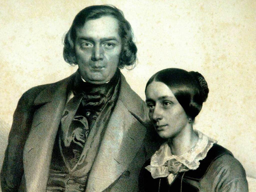 Briefe Von Clara Schumann : Robert schumann der imaginäre geisteskranke kultur