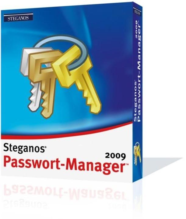 Steganos Passwort-Manager 2009 - Der P... Sie Zuhause oder unterwegs benötigen.