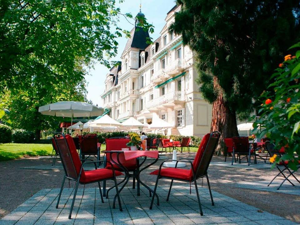 Das Hotel Römerbad in Badenweiler hofft auf bessere Zeiten.  | Foto: privat