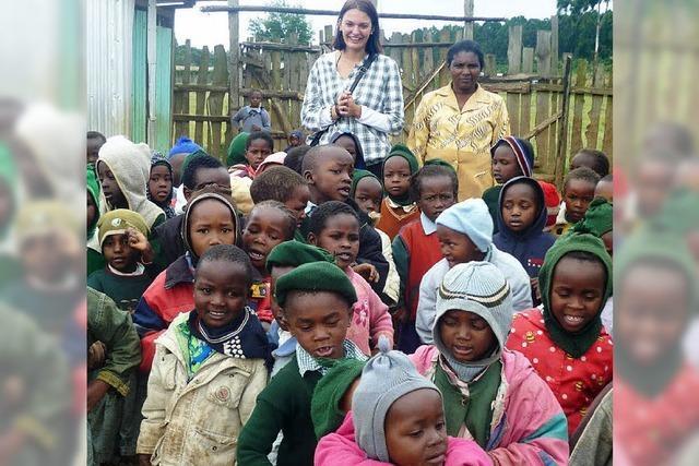Katharina sucht Paten für Schüler in Tansania
