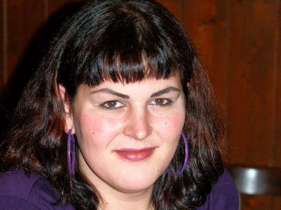 Monika Strub, Landtagskandidatin der Linken im Wahlkreis Emmendingen.  | Foto: hans-jürgen truöl