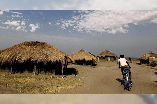 Ein hartes Leben in Uganda