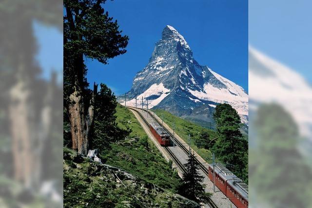 Wiesenhorn über Zermatt?