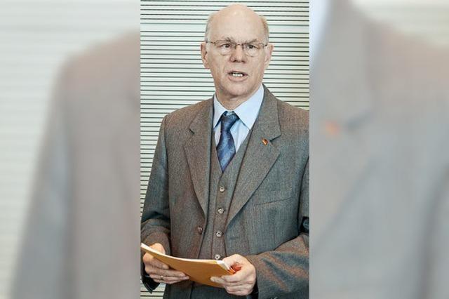 Lammert kritisiert die Kanzlerin