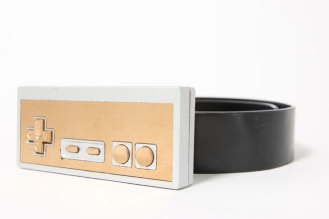NES-Gürtel    Foto: IDG
