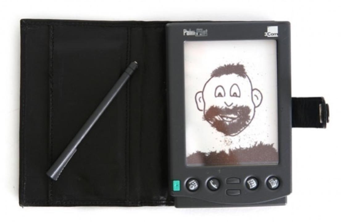 PDA-Spiel    Foto: IDG