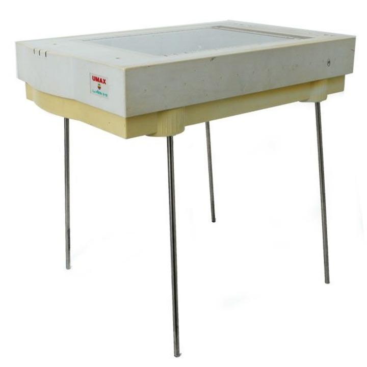 Scanner-Tisch    Foto: IDG