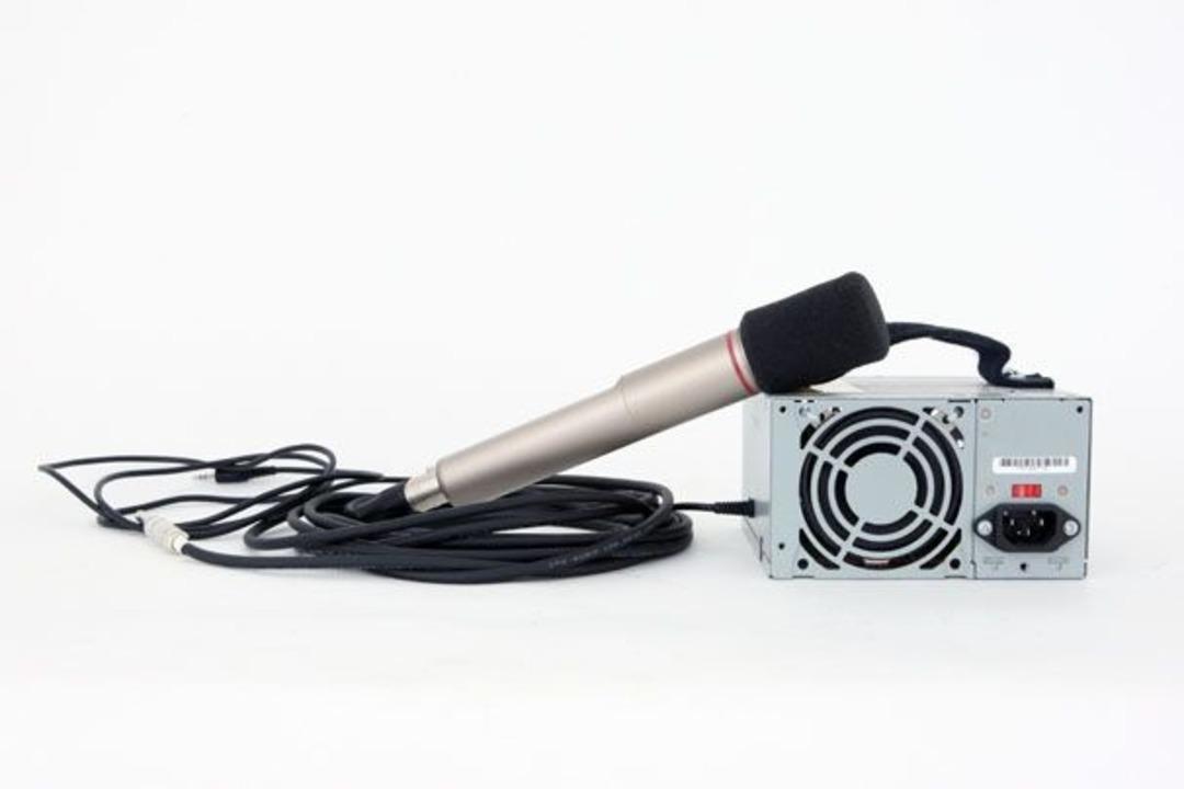 Tragbares Mikrofon    Foto: IDG