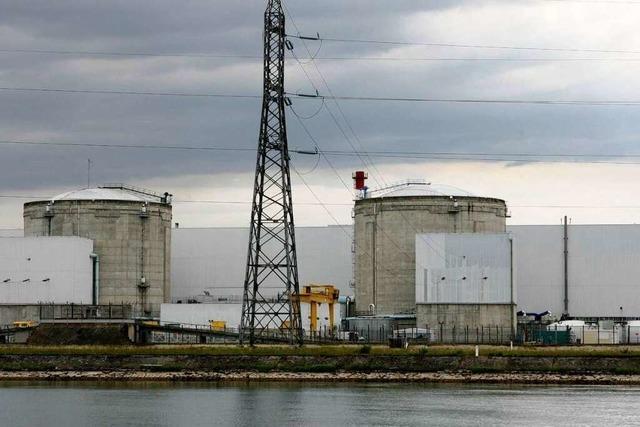 Atomkraftwerk Fessenheim – Franzosen bleiben gelassen