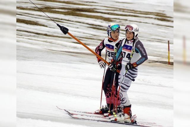 Wimpernschlagfinale auf Weltcuppiste am Ahornbühl