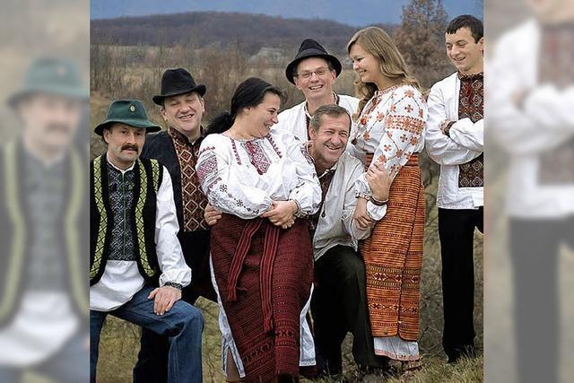 Dorfmusik aus Transkarpatien
