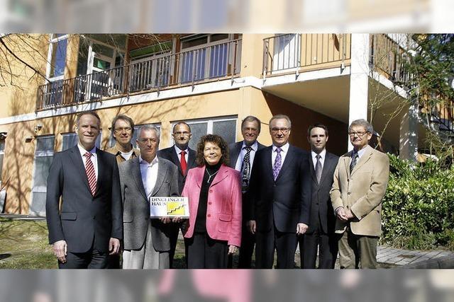 Dinglinger Haus baut für 1,5 Millionen