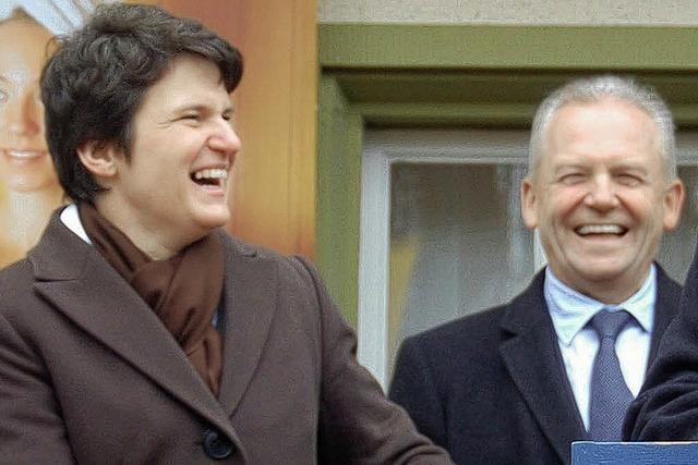 Einladung an Tanja Gönner